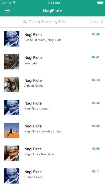 Flute Music & Songs Free screenshot-4