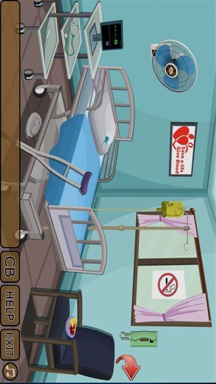 Casualty Room Escape screenshot-3