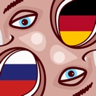 Wordeaters - learn Russian and German words! icon