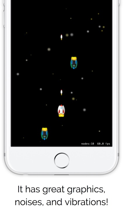 StarQuest - Classic Arcade Game screenshot-3