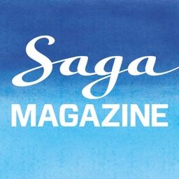 SAGA MAGAZINE – THE UK's BIGGEST SELLING MONTHLY MAGAZINE