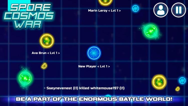 Spore Cosmos War screenshot-3