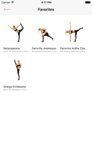 Yoga Poses — 250 yoga poses with video tutorials on the App Store