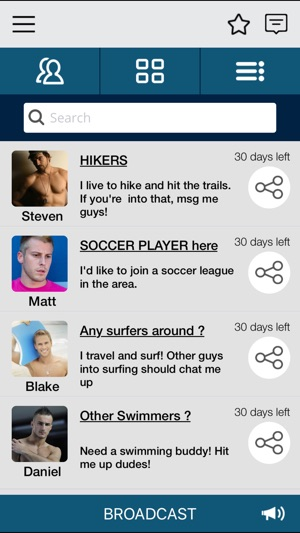 sports matchmaking app