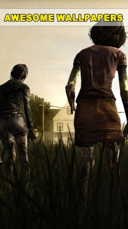Zombie Walker HD Wallpapers for The Walking-Dead