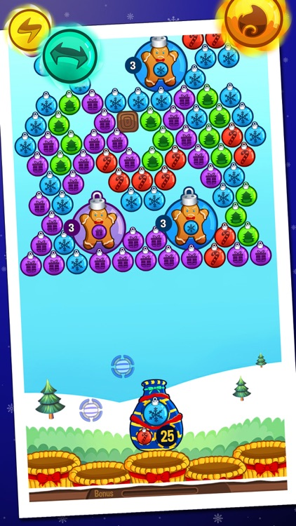 Bubble Shooter Holiday screenshot-0