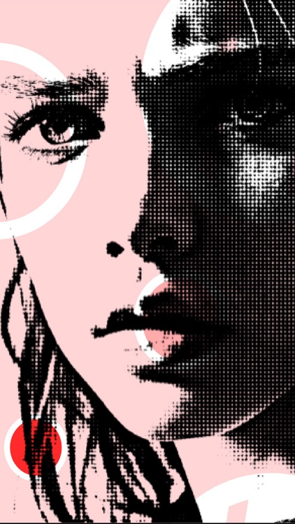 Halftone Art screenshot-3