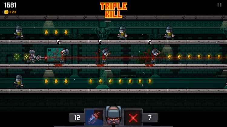 John Mad Run screenshot-0