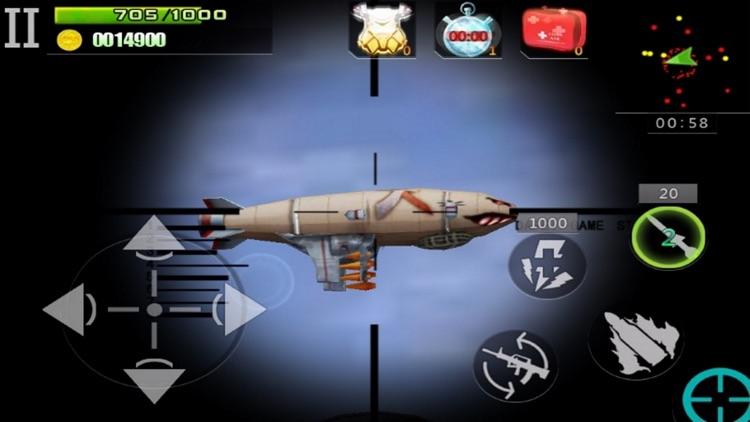 The Last Defender 3D-Modern Defense War