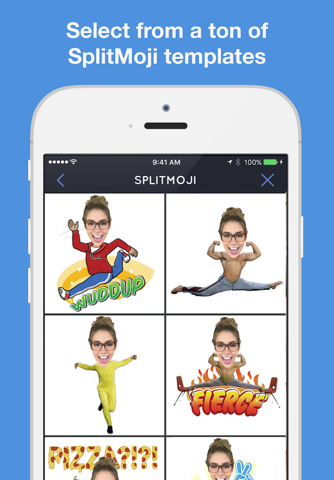 SplitMoji screenshot 3