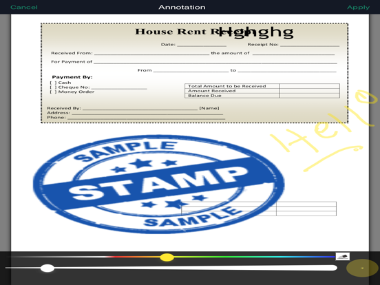 Docu Scan - Document Scanner, PDF Converter and Receipt Organizer | App  Price Drops