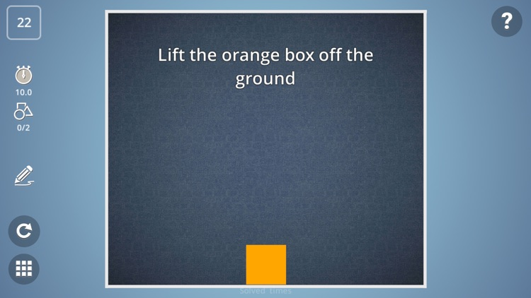 Brain It On! - Physics Puzzles screenshot-3