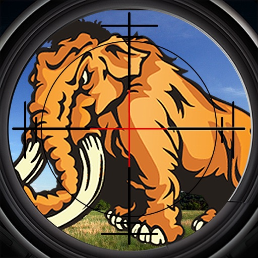 Ice Age Mammoth Sniper Hunting 2016: Hunt Down Wild Deer and Carnivore Animals