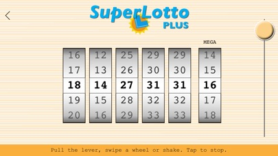Lotto Picker: A better way to pick your Superlotto and Powerball