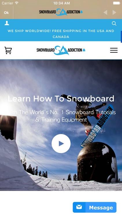 Snowboard Addiction screenshot-3