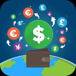Currency Converter - Globe Convert Free Offline