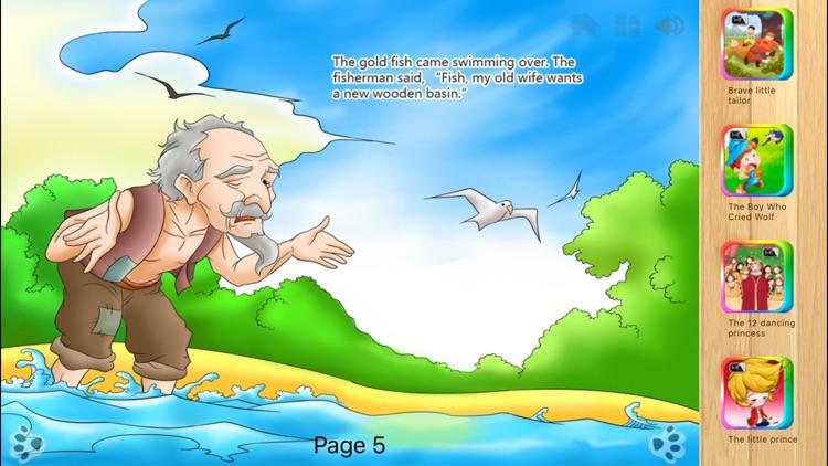 Fisherman and the Goldfish screenshot-4