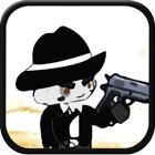Cowboys Assault Shooter - Fight shotgun warfare robot adventures icon
