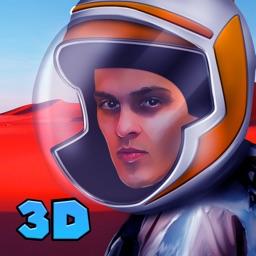 Mars Survival 3D: Cosmic Crash Full