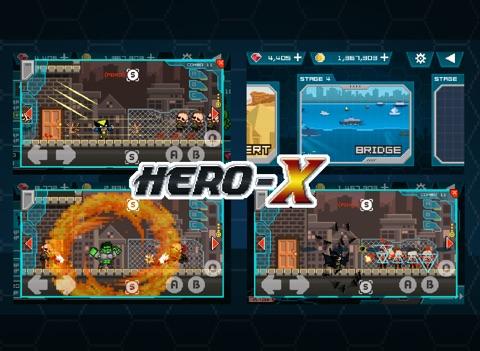Скачать HERO-X