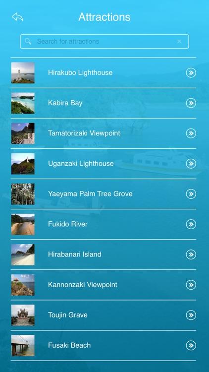 Ishigaki Island Tourism Guide