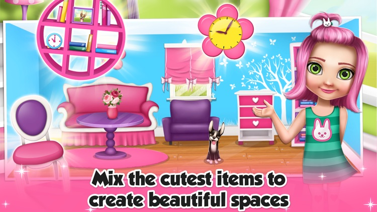 My Doll House Decoration Game S Design And Create Your