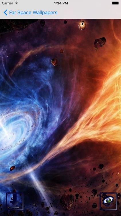 Far Space Wallpapers screenshot-3