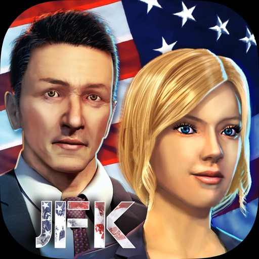 Hidden Files: Echoes of JFK (FULL) - A Hidden Object Adventure