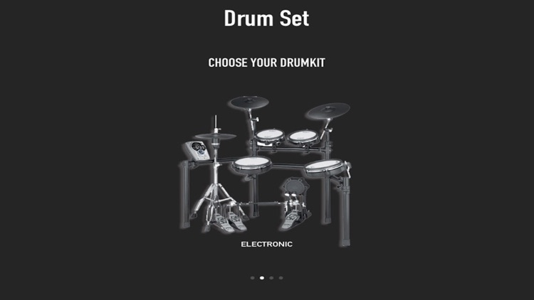 Simple Drum Set - Best Virtual Drum Pad Kit with Real Metronome for iPhone iPad