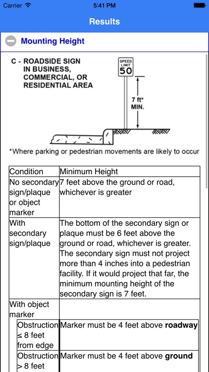 odot basic traffic sign installation guide by victoria beale rh appadvice com RV Toilets Installation Diagrams RV Toilets Installation Diagrams