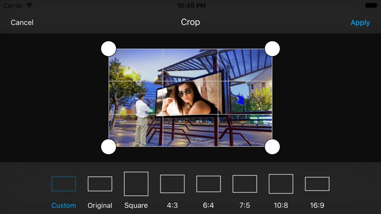Hoarding Photo Frame & Photo Editor screenshot-3