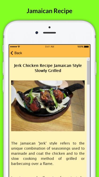 Jamaican Recipes - Best Jamaican Stew Pork Recipe screenshot-3