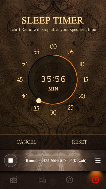 Jebril Radio screenshot-3
