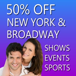 50% Off New York City and Broadway Events, Shows & Sports Guide by Wonderiffic ®