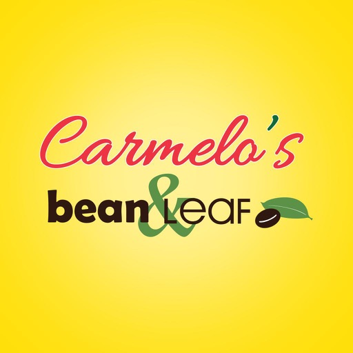 Carmelo's Bean & Leaf icon