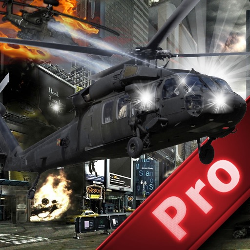 Copter Batalla In A Race Pro - Awesome Helicopter 3D Action