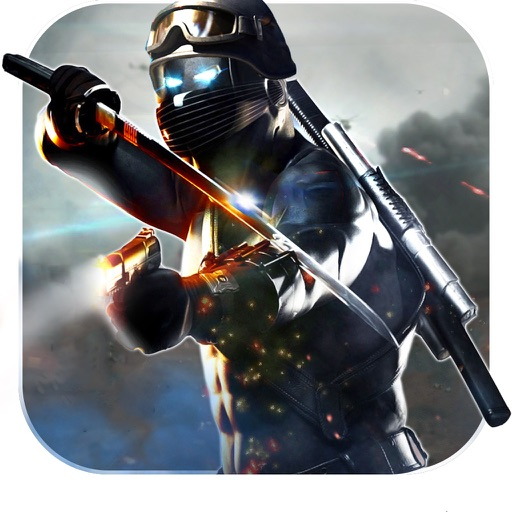 Robot Shooting Attack 3D : New Free Game