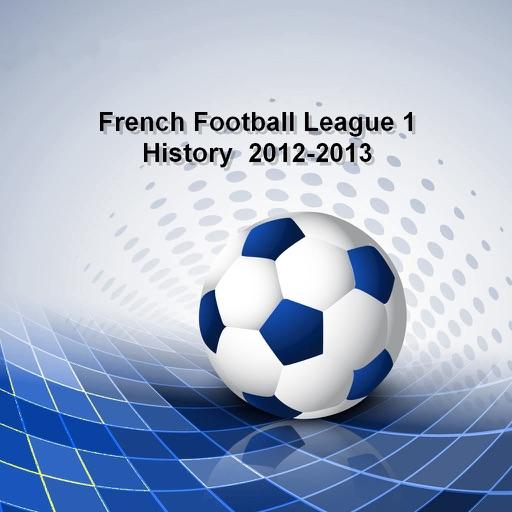 French Football History 2012-2013