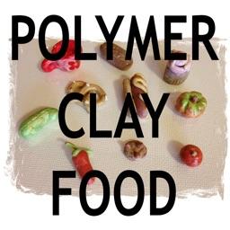 Polymer Clay Food