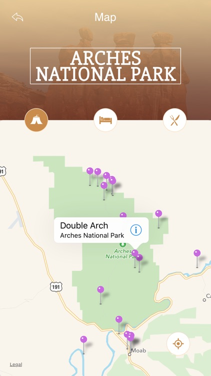 Arches National Park Tour screenshot-3