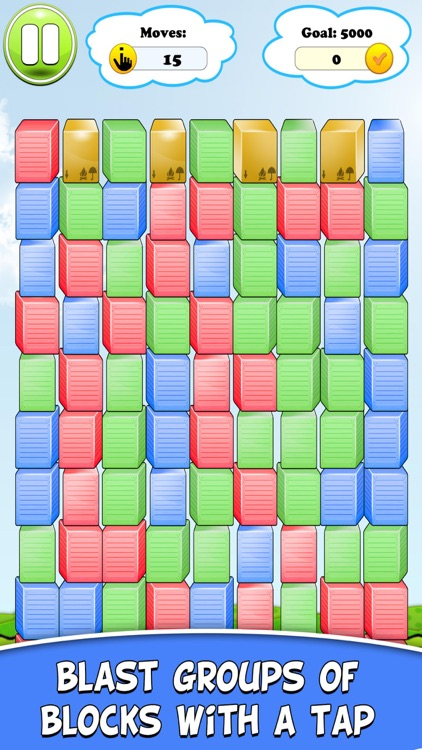Treasure Blocks Mania