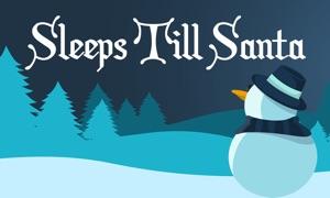 Sleeps till Christmas FREE