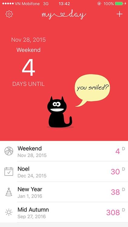 Event Countdown Timer screenshot-4