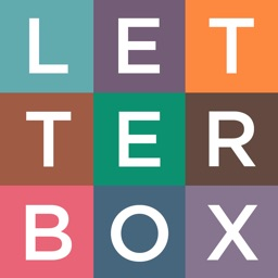 Letter Box - Word Games for Brain Training