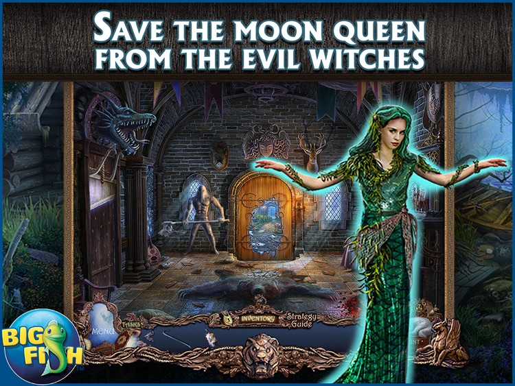 Witch Hunters: Full Moon Ceremony HD - A Mystery Hidden Object Story (Full) screenshot-0