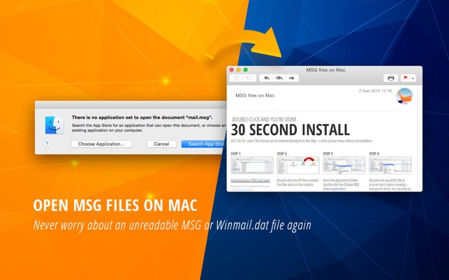 2 Solutions on How to Open Winmail.dat Files on Mac