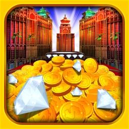 Diamond Dozer Coin Pusher: Free