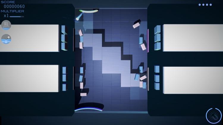 Grey Cubes: Unique 3D Brick Breaker screenshot-3