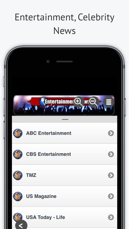 Entertainment, Celebrity News