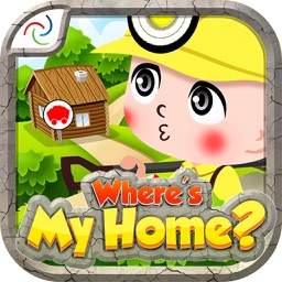 Where's My Home? - Puzzle Game